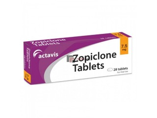 Zopiclone 7.5mg - Sleeping Pillz