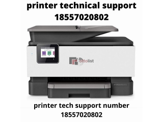 HP printer support number 18557020802