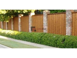 Fence Staining In Dallas, Texas
